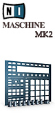 Native Instruments(�ͥ��ƥ��֥��󥹥ȥ������) / MASCHINE CUSTOM KITS (STEEL BLUE) ��MASCHINE MK2 ���ѡ�