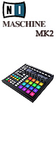 Native Instruments(�ͥ��ƥ��֥��󥹥ȥ������) / MASCHINE MK2 (Black) �ڿ��̸��ꥭ���ڡ���ۡ������ꥻ�å����Ƣ������ڡ�MASCHINE CUSTOM KIT����LS-01����OV-X8 (BLACK)����