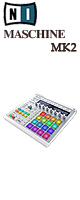 Native Instruments(�ͥ��ƥ��֥��󥹥ȥ������) / MASCHINE MK2 (White)  �ڿ��̸��ꥭ���ڡ���ۡ������ꥻ�å����Ƣ������ڡ�MASCHINE CUSTOM KIT����LS-01����OV-X8����