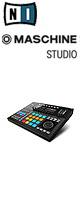 MASCHINE STUDIO (Black) / Native Instruments(�ͥ��ƥ��֥��󥹥ȥ������) �ں߸˸¤����̲��ʡۡ������ꥻ�å����Ƣ������ڡ�MS-210J ����PC������ɡ����ߥå���CD����KIT����OA���åס���OV-X8 (BLACK) ��