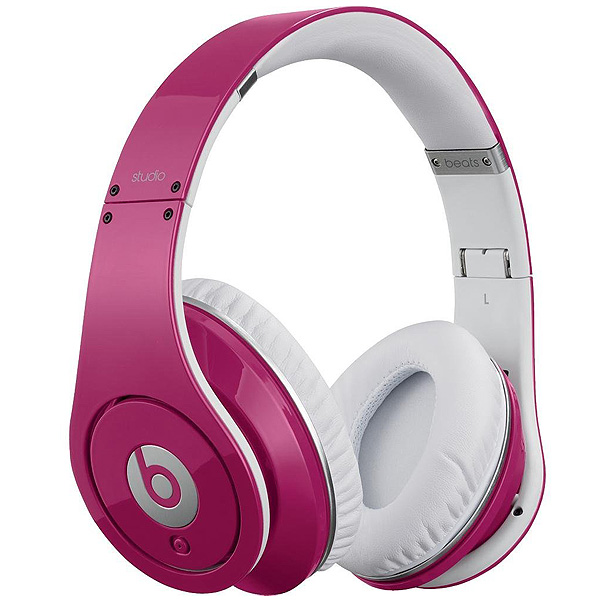 beats by dr.dre BT OV STUDIO PINK [Pink]