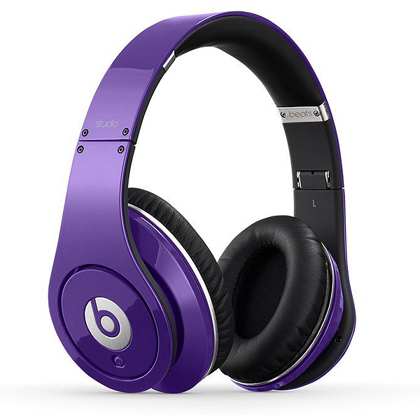 beats by dr.dre BT OV STUDIO PRP [Purple]