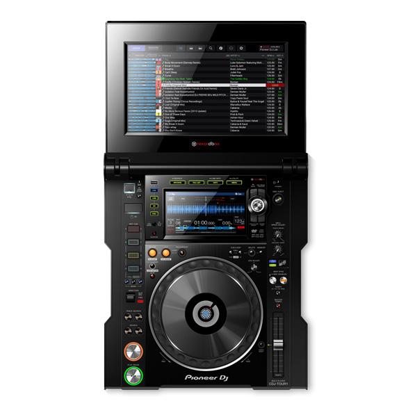 Pioneer(パイオニア) / CDJ-TOUR1 - DJ用マルチプレイヤー -
