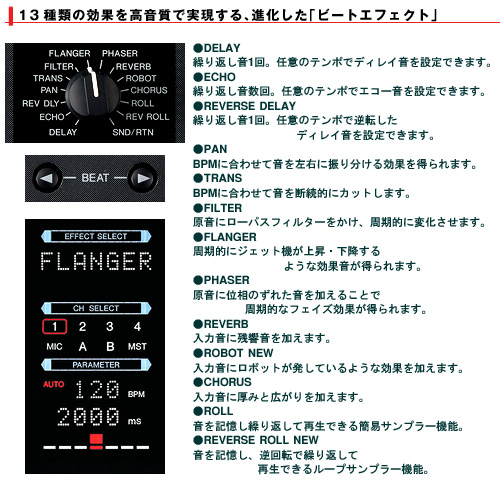 Pioneer(パイオニア) / DJM-800の画像です。