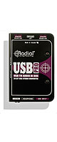 Radial(�饸����) / USB-Pro -���ƥ쥪USB DI�ܥå���-
