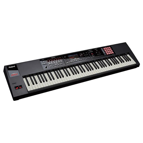 【10倍ポイント】 Roland(ローランド) / FA-08  - 88鍵盤ワークステーション・シンセサイザー -