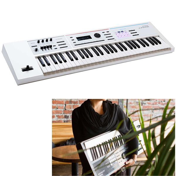 Roland(ローランド) / JUNO-DS61W (ホワイト) - 61鍵 シンセサイザー