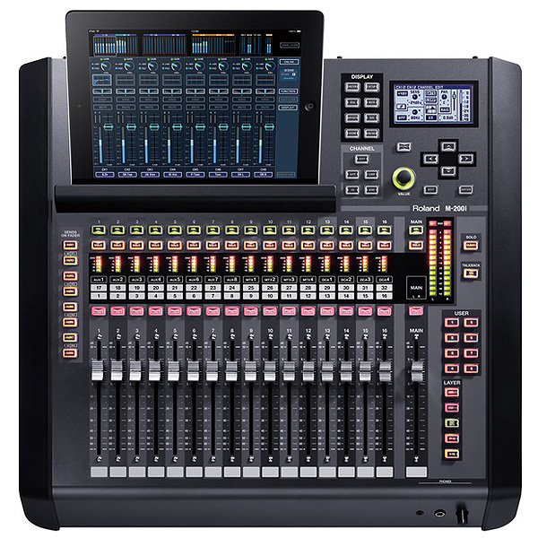 Roland(ローランド) / V-Mixer M-200i - ライブミキシング・オールインワン・コンソール -