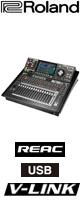 Roland(�?����) / M-300��Live Mixing Console�ۡ�V-mixer�ۡ������ꥻ�å����Ƣ������ڡ�OA���åס���