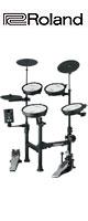 【基本セット】Roland(ローランド) / TD-1KPX-S  V-Drums Portable Vドラム 電子ドラム  ■限定セット内容■→ 【・ヘッドホン(OV-X8) ・ドラムスローン ・ドラムペダル 】