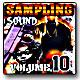 One shot sampling source / VOL.10(CD-R)