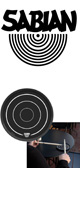 SABIAN(セイビアン) / Grip Disc Practice Pad 【SAB-GRIPD】 - トレーニングパッド -