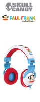 Skullcandy(�X�J���L�����f�B) / Paul Frank Julius Hesh (Multi Color)