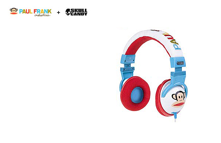 Skullcandy(�����륭���ǥ�) / Paul Frank Julius Hesh (Multi Color) �ڤס�