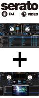 SERATO(���顼��) / Serato DJ + VJ KIT - ��Serato DJ�פȡ�Serato Video�ץ��å�