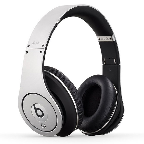 beats by dr.dre BT OV STUDIO SLV [Silver]