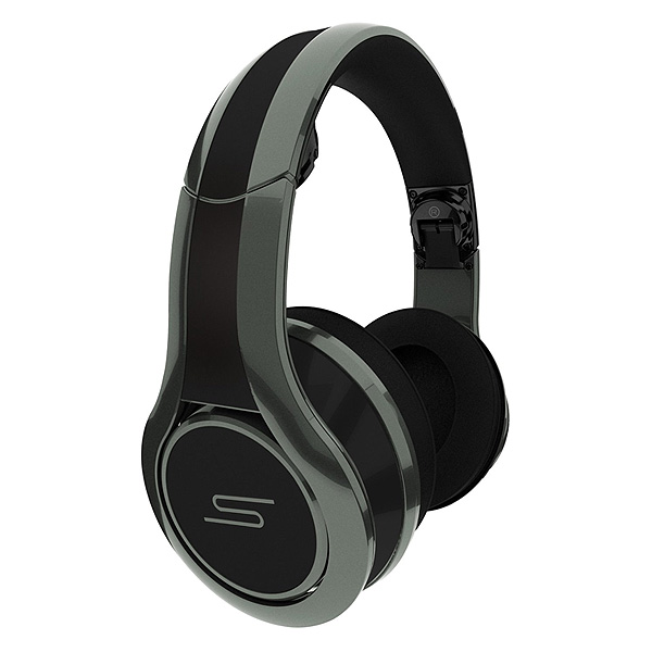 STREET by 50 Over-Ear Wired DJ Headphone [City Gray]