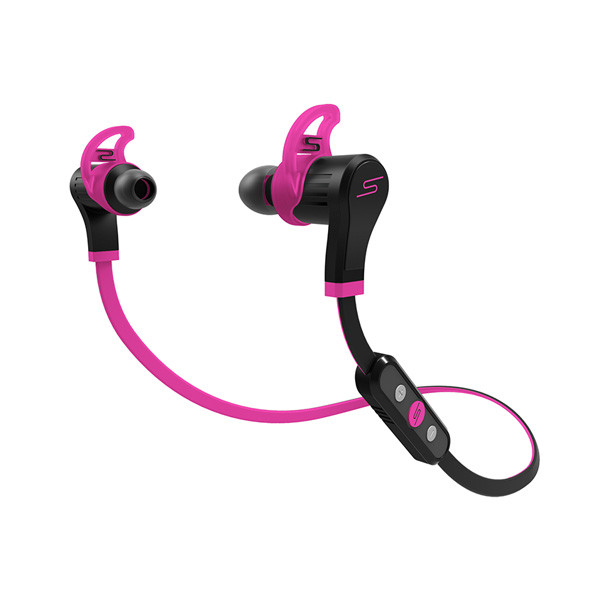 SMS Audio / SYNC by 50 Sport InEar Bluetooth (PINK) - 防滴仕様スポーツ用ワイヤレスイヤホン - 『セール』『ヘッドホン』
