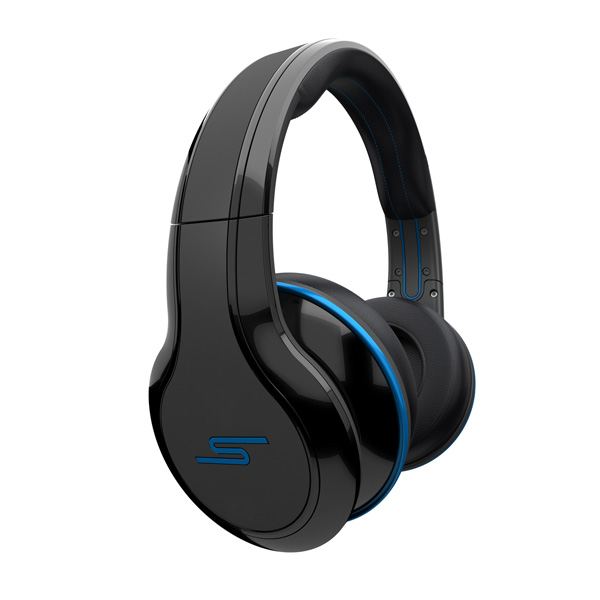 STREET by 50 Over-Ear Wired Headphone [Black]
