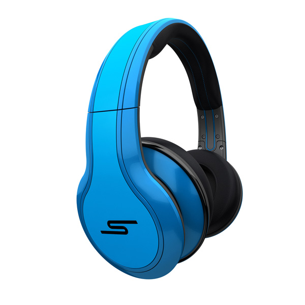 STREET by 50 Over-Ear Wired Headphone [Blue]