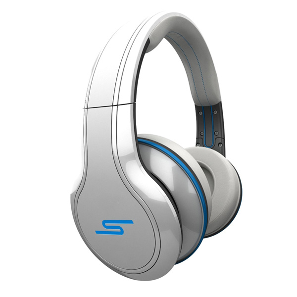 STREET by 50 Over-Ear Wired Headphone [White]