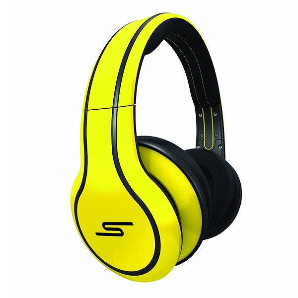 STREET by 50 Limited Edition Over-Ear Wired Headphone [Yellow]