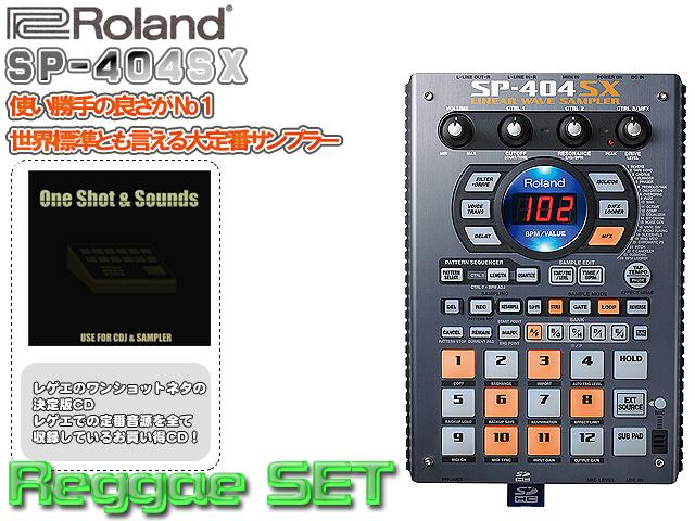 ��¾Ź���ݥ쥲�����åȡ� Roland(�?����) / SP-404SX ��SD������1GB��°�� �ڥ�ۡ������ꥻ�å����Ƣ������ڡ��쥲��/����ץ��ͥ�����CD��2���硡�����å���³�����֥��
