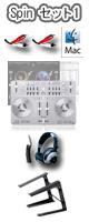 �ڴ�ָ���!!���̲���!!�� Vestax(�٥����å���) / Spin USB MIDI��AUDIO CONTROLLER�� ��djay3.0�Х�ɥ�ۡ�UDG ����Хå������åȡ������ꥻ�å����Ƣ������ڡ�PC������ɡ�����§DVD����DJ�ѥ����륳���ɥإåɥۥ����å������³�����֥� 3M 1�ڥ��������쥯�ȥ�ϥ������ͥ��������åƥ��ޥ˥奢�롡��DJɬ��CD �ס�4��ɡ���CourierBag Deluxe Serato��