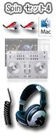 �ڴ�ָ���!!���̲���!!�� Vestax(�٥����å���) / Spin USB MIDI��AUDIO CONTROLLER�����å�4 ��djay3.0�Х�ɥ�ۡ������ꥻ�å����Ƣ������ڡ���§DVD����DJ�ѥ����륳���ɥإåɥۥ����쥯�ȥ�ϥ������ͥ��������å������³�����֥� 3M 1�ڥ��������åƥ��ޥ˥奢�롡��DJɬ��CD �ס�5��ɡ�