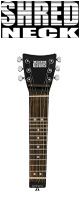 Shred Neck(�����åɥͥå�) / 12 - 24 Fret Black -�����åɥͥå� -