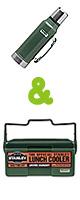 Stanley(スタンレー) /  Classic Lunchbox Cooler & Bottle Combo  - クーラーランチボックス & 真空ボトル コンボセット -