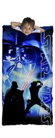 Star Wars(スターウォーズ) / Darth Saber Blue - 子供用ダースベイダーの寝袋 -