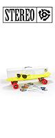 �ڥ����ȥ�å��ʡ� Stereo�ʥ��ƥ쥪�� / Vinyl Cruiser Yellow - �ץ饹���å����롼���ǥå� - �ڥ��饹�����ƥå����դ�!!�ۡڳ�Ȣ�����ͭ���