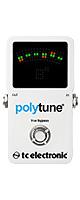 TC Electronic(�ƥ����������쥯�ȥ�˥å�) / PolyTune 2 -�ݥ�ե��˥å����ڥ�����塼�ʡ�-�������ꥻ�å����Ƣ������ڡ�9V ���륫�괥���ӡ���