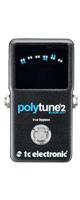TC Electronic(�ƥ����������쥯�ȥ�˥å�) / PolyTune 2 BlackLight -�ݥ�ե��˥å����ڥ�����塼�ʡ�-�������ꥻ�å����Ƣ������ڡ�9V ���륫�괥���ӡ���