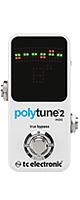 TC Electronic(�ƥ����������쥯�ȥ�˥å�) / PolyTune 2 Mini -�ݥ�ե��˥å����塼�ʡ�-