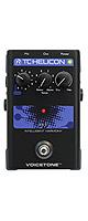 TC HELICON(ティーシーヘリコン) /  VoiceTone H1 - ボイス用エフェクター - ■限定セット内容■→ 【・マイクケーブル(TMCC-3) 】