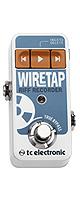 TC HELICON(ティーシーヘリコン) / WireTap Riff Recorder - コンパクト・リフ・レコーダー - ■限定セット内容■→ 【・パッチケーブル(KLL15) 】