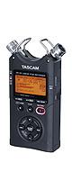 Tascam(タスカム ) / DR-40 【24bit/96kHz対応 リニアPCMレコーダー】