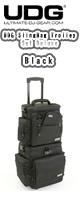 UDG / SlingBag/Trolley Set Deluxa Black U9679BL - スリングバッグ トローリーセット デラックス -
