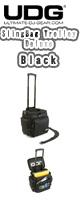 UDG SlingBag/Trolley Deluxa Black U9981BL  - レコードバッグ トローリーバッグ -