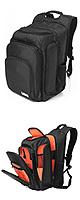 UDG / UDG Digi Backpack Black/Orange (U9101BL/OR) 【SERATO SCRATCH LIVE/NI TRAKTOR SCRATCHユーザーに最適】