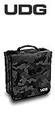 UDG CD-Wallet 280 / Digital Camo Grey [U9978CG] -CDケース280枚収納-