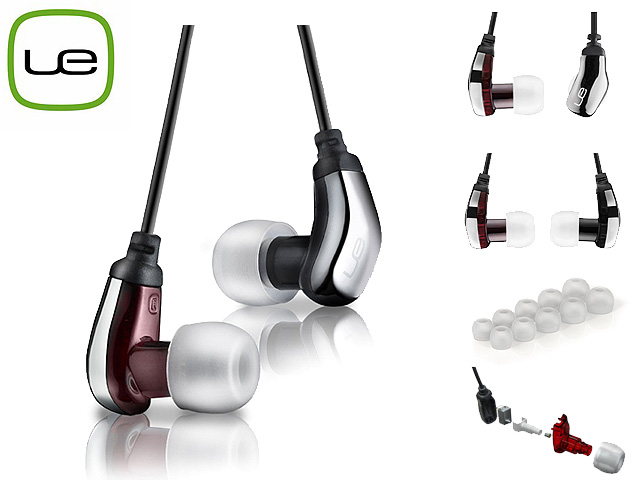 600 Noise-Isolating Earphones UE600 [���L�b�h�V���o�[]