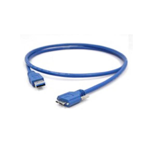Unibrain(ユニブレイン) / USB 3.0 ケーブル (長さ 1m) マイクロB端子ケーブル