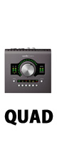 Universal Audio(ユニバーサルオーディオ) / APOLLO TWIN MKII QUAD - オーディオインターフェイス  -