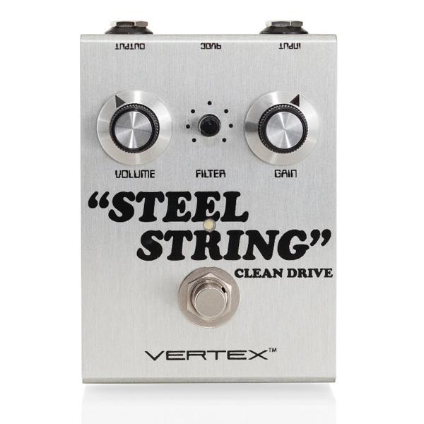 VERTEX(ヴァーテックス) / STEEL STRING CLEAN DRIVE - エフェクター -