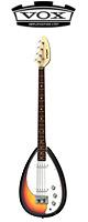 VOX(ヴォックス) / MARK III Bass 3-tone Sunburst V-MK3-B-3U - エレキベース - 【ソフトケース付属】 ■限定セット内容■ 【・ESP ギターシールド 3M 】