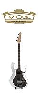 【限定1台48%オフ】VOX(ヴォックス) / Starstream Type-1 VSS-1-FWH(フレーム:メタリック・ホワイト、ボディ:シースルー・セミグロス・ブラック) - エレキギタ- モデリングギター - 1大特典セット