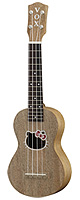 VOX(�����å���) / HELLO KITTY UKULELE VU-33HK-NA-MG ��Natural Mango�� - �ϥ?���ƥ�������ܥ졼����� ������� -